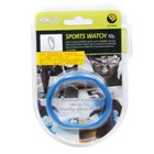 Ultra Lite Waterproof Minus Ion Sporty Watch (Radios, Clocks & Watches Category)