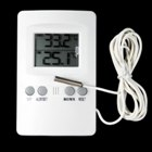 Indoor / Outdoor Digital Thermometer (Alarms & Security Category)
