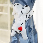 Puppy Curtain Clasps / Holders (2 Pack) (Homeware Category)