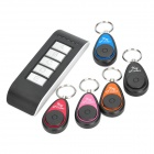 1 to 5 Remote Control Key Finder Key chains Set (1 x 27A / 1 x CR2032 Battery) (Lifestyle Gadgets Category)