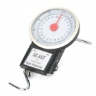 BS159 2 in 1 Portable Scales and Tape Measure (22Kg / 50lb,1m / 39inch) (Lifestyle Gadgets Category)