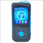 "1.8"" LCD Rechargeable MP4 Player with FM Blue (4GB) (MP3/MP4 Players Category)"