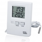 "1.7"" LCD Indoor / Outdoor Digital Thermometer (1 x AAA) (Homeware Category)"