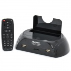 Q5HD SATA HDD Docking Station Full HD 1080P Media Player (MP3/MP4 Players Category)