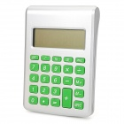 0HL501 Hydro Battery Powered 2.3 Inches LCD 8-Digit Calculator -- Silver Plus Green (Office Stationery Category)