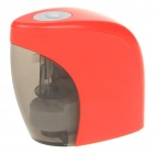 2xAA Batteries Operated Pencil Sharpener Random Colour (Office Stationery Category)