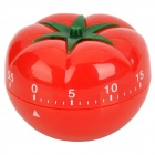AR141 Tomato Kitchen Scales Countdown Reminder Ti-mer-GD -- Red Plus Green (Kitchen Gadgets Category)