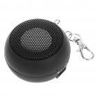 Hamburger USB Rechargeable Speaker for MP3 / MP4 / PC / Cell Phone (Speakers Category)