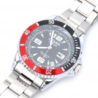 Fashion Auto Mechanical Steel Wrist Watch with Date Display (Watches Category)