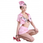 BR468 Mengjing-gongzhu Women's Suit -- Pink (Free Size) (Cosplay Supplies Category)
