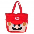 Super Mario Carrying Bag Handbag Red (Bags Category)