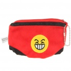 Briefs Shaped Cloth Coin Purse Red (Purses & Wallets Category)
