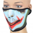 The Joker Outdoor Face Mask Shield Guard for Cycling / Mountaineering (Scarves Category)
