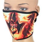 Ghost Rider Outdoor Face Mask Shield Guard for Cycling / Mountaineering (Scarves Category)