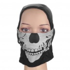 Scare Lifelike GDll Head Mask Headgear Random Colour (Scarves Category)