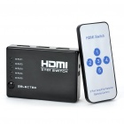 6 Port 1080P HDMI Switch with Remote Controller (5 IN / 1 OUT) (AV Equipment Category)