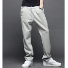 GW227 Casual Sport Polyester Pants for Men -- Grey (XL) (Pants & Dresses Category)