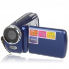 "1.3MP CMOS Digital Video Camcorder with 4X Digital Zoom / AV Out / SD Blue (3 x AAA / 1.8"" TFT LCD) (Digital Cameras Category)"