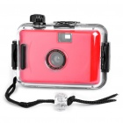 Twins Star 35 millimeters Film Lomo Camera with Waterproof Casing Red (Digital Cameras Category)
