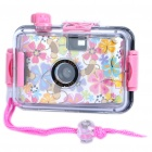 Twins Star 35 millimeters Film Lomo Camera with Waterproof Casing (Pattern Assorted) (Digital Cameras Category)