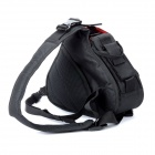 CadenNT563Professional Triangle Cross body Shoulder Bag for DSLR Camera -- Black (Camera Accessories Category)