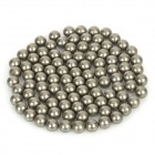 ZZ207 Outdoor Sports Steel Beads for Slingshot -- Silver (100 Pieces) (Camping & Outdoors Category)