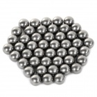 EQ925 8 millimetres Carbon Steel Slingshot Pellets -- Silver (47 Pieces) (Camping & Outdoors Category)