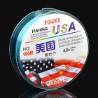 0.32 millimeters 100M Resin Fishing Line / Thread Blue (#4) (Fishing Gear Category)