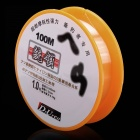 0.165 millimeters 100M Resin Fishing Line / Thread White (#1) (Fishing Gear Category)