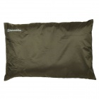 YE600 Nature hike-NH Compressible Polar Fleece Plus Nylon Camping Pillow -- Army Green (Travel Accessories Category)