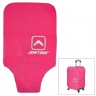 Joy tour GT554 Protective Waterproof Non-woven Fabrics Cover for Luggage Case -- Deep Pink (Travel Accessories Category)