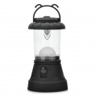 1W 7000K 110LM 11 LED White Light Camping Lamp (3 x AA) Black (Camping & Outdoors Category)