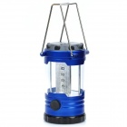 12 LED Dimming Camping Lamp with Compass Blue (3 x AA) (Camping & Outdoors Category)