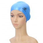 Elasticity SABLE SCS Silicone Swim Cap for Adult Blue (Swimming Accessories Category)