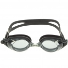 PC Lens Swimming Goggle Glasses with Carrying Box Black (Swimming Accessories Category)