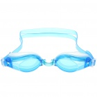 PC Lens Swimming Goggle Glasses with Carrying Box Blue (Swimming Accessories Category)