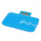 AF416 Portable 2.5 Inches LCD Digital Body Weight Scales -- Blue (1 x CR2032) (Health & Beauty Category)