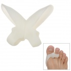 YS791 Silicone Bunion Big Toe Spreader -- White (Clothes and Shoes Category)
