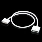 30 Pin Female to Male Charging and Data Extension Cable for iPhone / iPad / the New iPad (Cables & Adapters Category)