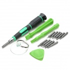 17 in 1 Professional Disassembly Repairing Tool for iPhone (Mobile Phone Repair Category)