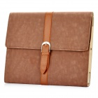 PU Leather Case for iPad 2 Brown (Mobile Phone Leather Cases Category)