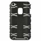 AR617 Spider-Man Protective Aluminium Alloy Back Case for iPhone 4 / 4S -- Black (Mobile Phone & PDA Holders Category)