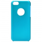 AS963 Protective Aluminium Alloy Back Case for iPhone 5c -- Blue (Mobile Phone & PDA Holders Category)