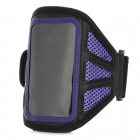 AI550 Sports Outdoor Armband for iPod Touch 5 -- Purple Plus Black (Mobile Phone & PDA Holders Category)
