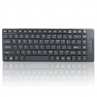 87 Key USB Wired Keyboard Black (Computer Keyboards Category)