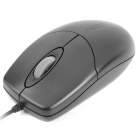 Rapoo M110 USB Wire 1000DPI Mouse Black (130cm Cable Length / 5V) (Computer Mice & Presenters Category)