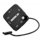 Multifunctional Card Reader USB Hub for Samsung Galaxy Tab 10.1 Black (Max. 16GB) (USB Hubs & Switches Category)