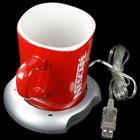 USB Powered Coffee Warmer (USB Hubs & Switches Category)