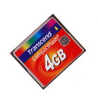 Transcend 133X 4GB Compact Flash CF Memory Card (Memory Cards & USB Drives Category)