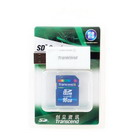 Transcend 16GB SDHC SD Mega Memory Card with USB 2.0 Card Reader (Class 6 High Speed) (Memory Cards & USB Drives Category)